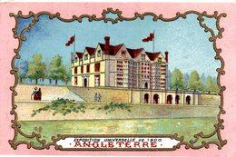 CHROMO NICE ROSE PARFUMERIE LYON  EXPOSITION UNIVERSELLE DE 1900  ANGLETERRE - Otros