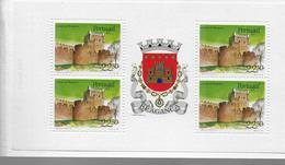 PORTUGAL  Carnet   N° 1665  * *  ( Cote 6e ) Chateaux Braganca - Castles