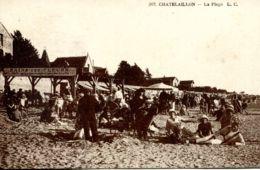 N°65080 -cpa Chatelaillon -la Plage- - Châtelaillon-Plage