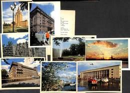 Riga - Carnet (incomplet ?) 8 Cartes (oldtimer) - Lettonie