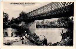 36 CHABRIS - Pont Sur Le Cher - Andere Gemeenten
