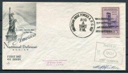1941 Greenland USA 'American Base Forcs A.P.O. 809' Censor Cover - Greenland