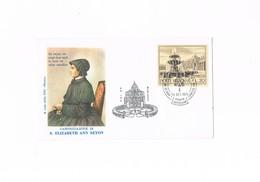 Vaticano - Canonizzazione Di S.Elizabeth Ann Seton - 1975 - Vatican