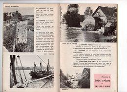 Tourist Brochure - Touristique  1968 - LE TOUQUET  48 Pages Photographies Aéroport Golf ..... - Advertising