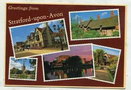 ENGLAND - AK 333252 Stratford-upon-Avon - Stratford Upon Avon