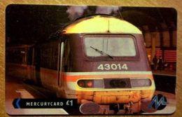 UK  - GPT Card - TRAIN - Trains