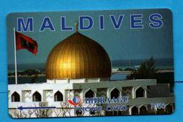 MALDIVES  - GPT Card -109MLOD - Maldives