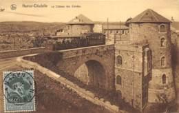 Namur - Tram, Château Des Comtes - Thill Série 16 N° 8 - Namur