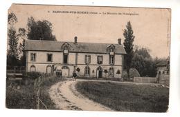 7567, Bazoches Sur Höne ,  Frankreich - Bazoches Sur Hoene