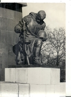 GERMANY - ALLEMAGNE - EX DDR - BERLIN TREPTOW - Photo 11 X 15 Cm - Mémoral Soldats Soviétiques - Brandenburg