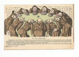Clergé - Le Pou Mystique / Illustration Edmond LAVRATE ++++ - Autres Illustrateurs