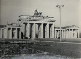 GERMANY - ALLEMAGNE - EX DDR - BERLIN  - Photo 11 X 15 Cm - Porte De Brandebour - Brandenbour Tor - Brandenburg
