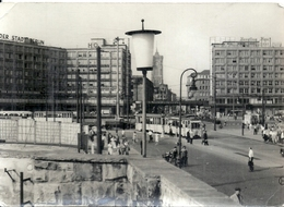 GERMANY - ALLEMAGNE - EX DDR - BERLIN EST - Photo 11 X 15 Cm - Alexander Plats - Place Alexandre - Brandenburg