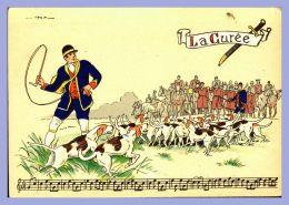 CP Barré & Dayez - Jack - 1429 O. Sonneries De Trompes - La Curée - Illustrators & Photographers