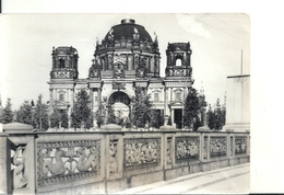 GERMANY - ALLEMAGNE - EX DDR - BERLIN EST - Photo 11 X 15 Cm - Dom - Brandenburg