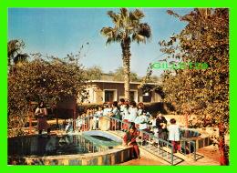 KOWEIT - A KINDERGARTEN GROUND,  KUWAIT - ANIMATED WITH KIDS - - Kuwait