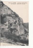 30 - Uzès - Ermitage St-vérédème - Chapelle - Entrée De La Grotte - Uzès