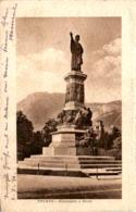 Trento - Monumento A Dante (3) - Trento