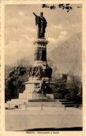 Trento - Monumento A Dante * 30. 8. 1932 - Trento