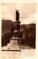 Trient - Monumento A Dante (255) * 6. 10. 1925 - Trento