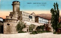 Trento - Castel Del Buon Consiglio * 21. VI. 1932 - Trento