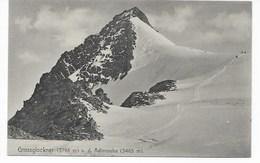 99xx   GROSSGLOCKNER VON DER ADLERSRUHE    1906   GLOCKNERKARTE Nr. 213 - Sonstige