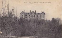 SAINT-RAMBERT L'ILE BARBE - Petit Lycée - France