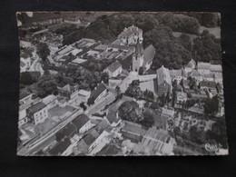 CP BELGIQUE (V1714) COURT-ST-ETIENNE (2 VUES) Centre Ville Vue Aérienne - Court-Saint-Etienne