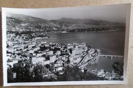 MONTE-CARLO - Vue Générale Le Cap Martin Et L'Italie ( Monaco ) - Monte-Carlo