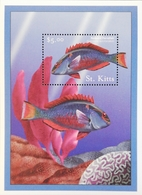 St Kitts And Nevis  Flora And Fauna S/S - St.Kitts And Nevis ( 1983-...)