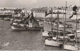 44 - LA TURBALLE - Sardiniers Au Port - La Turballe
