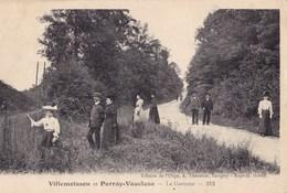 VILLEMOISSON Et PERRAY-VAUCLUSE - La Garenne - France