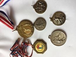 Médailles Récompense, Divers Sports - Sports