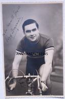 CP -  CYCLISME- CICLISMO-TOUR DE FRANCE - RAYMOND IMPANIS (Signé) - Cycling