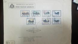 O) 1969 SAN MARINO, CHARABANC-COACHES-CENTURY-BAROUCHE-PRIVATE DRAG-HANSOM-CURRICLE-WAGONETTE-SPIDER PHAETON-GOVERNMENT - FDC