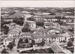 Br - Cpsm Grand Format PUYMAURIN (Haute Garonne) - Vue Générale Aérienne - Francia