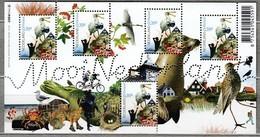 BIRDS NETHERLANDS 2006 Sheet Mi 2400a YT 2324 MNH (**) #22665 - Autres