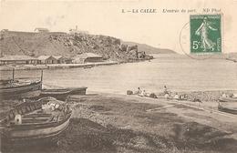 La Calle . L' Entrée Du Port . - Algérie