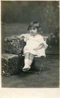 BABY GIRL BEBA NEÑA WHITE DRESS VESTIDO BLANCO OLD FASHION MODA BUENOS AIRES ARGENTINA POSTAL CIRCA 1990 - LILHU - Argentinië