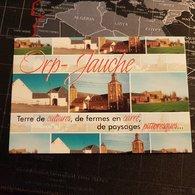 Orp-Jauche - Terre De Culture De Fermes En Carré De Paysage Pittoresque - Orp-Jauche