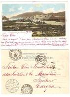 BRAZIL - BRASIL - LEMBRANCA DE SANTOS - Posted To Finland 1902 - São Paulo