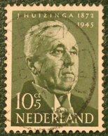 10 + 5 Ct Zomerzegels Summer Sommer NVPH 644 (Mi 639) 1954 Gestempeld / Used   NEDERLAND / NIEDERLANDE - Period 1949-1980 (Juliana)