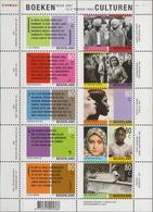 Netherlands MNH Sheetlet - Cultures