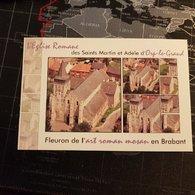 L'Eglise Romane Orp-Le-Grand - Orp-Jauche