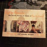 L'Eglise Romane Des Saint Martin Et Adèle D'Orp-Le-Grand - Orp-Jauche
