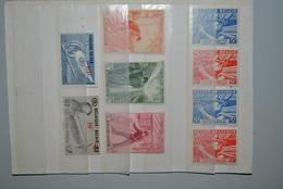 Belgique 1942/47 Colis Postaux MNH - Chemins De Fer