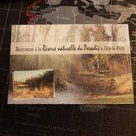 Bienvenue à La Réserve Naturelle Du Paradis à Orp-le-Petit - Orp-Jauche