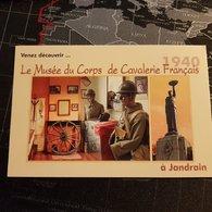 Jandrain - Musée Du COrp De Cavalerie Français 1940 - Orp-Jauche