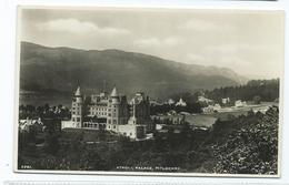 Scotland Postcard Unused Atholl Palace Pitlochry Rp - Perthshire
