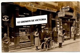 Librairie - Dépot Des Messageries Hachette Et Cie - Commerce